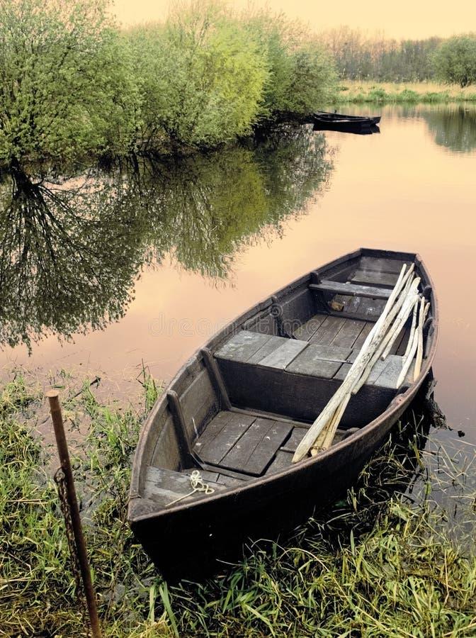 loire flod royaltyfri bild