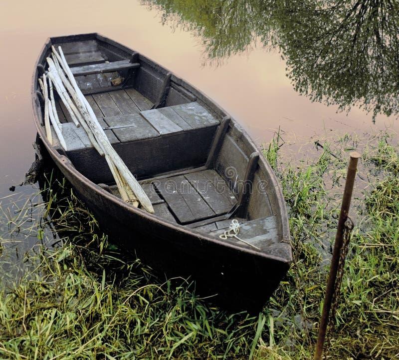loire flod arkivbild