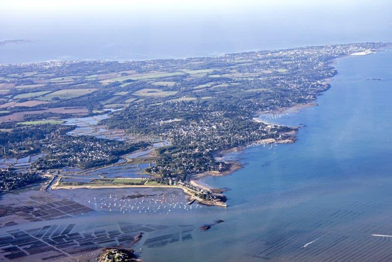 Download Loire widok rzeczny bagno zdjęcie stock. Obraz złożonej z wybrzeże - 106900052