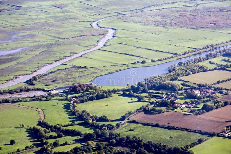 Download Loire widok rzeczny bagno obraz stock. Obraz złożonej z morze - 106900075