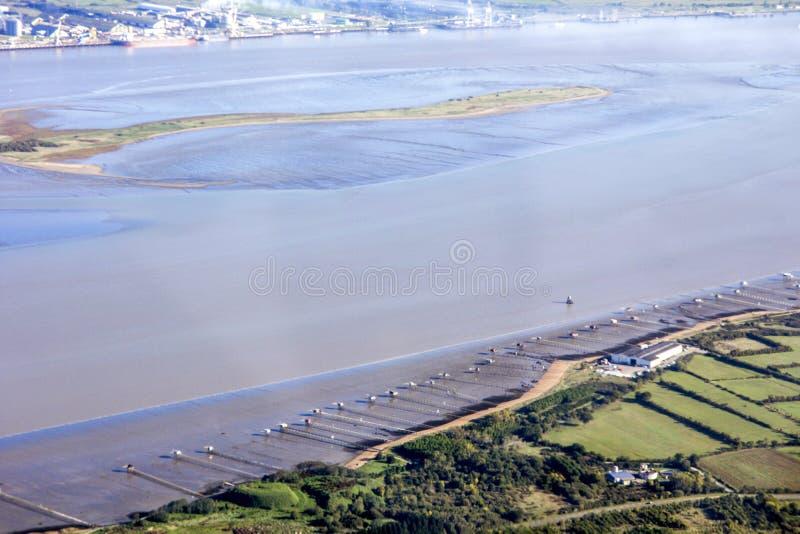 Download Loire widok rzeczny bagno zdjęcie stock. Obraz złożonej z widok - 106900372