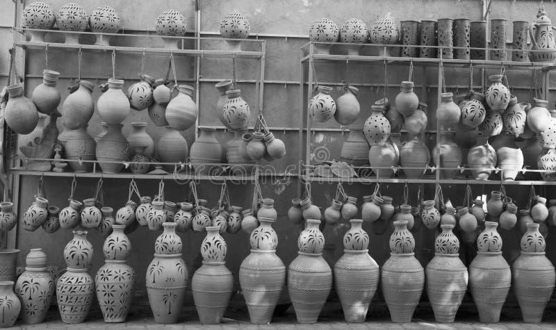 Loja da cerâmica imagens de stock royalty free
