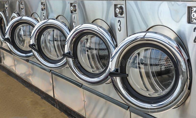 Loja da lavanderia foto de stock royalty free