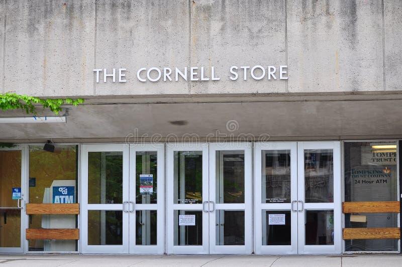 Loja de Cornell University imagem de stock