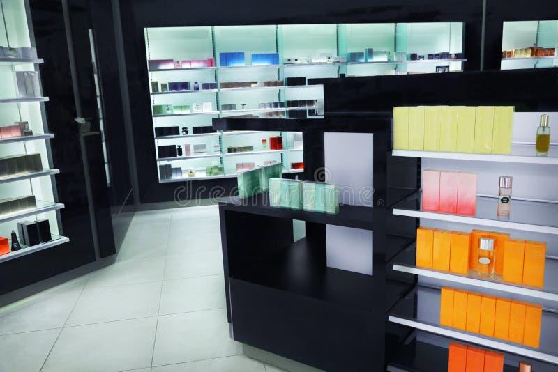 Loja do perfume imagens de stock