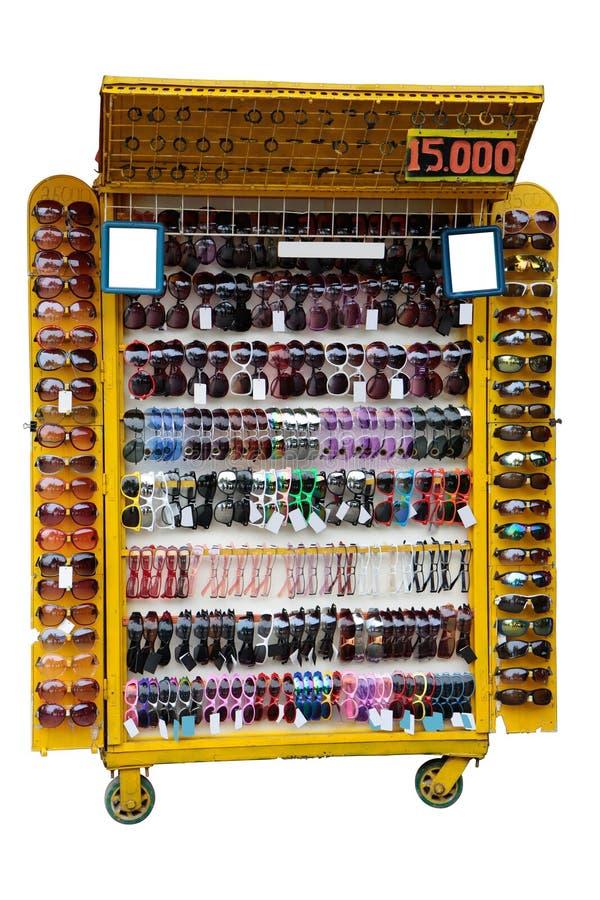 Loja do vendedor ambulante fotos de stock royalty free