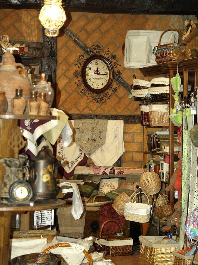 Loja para antiguidades fotos de stock royalty free