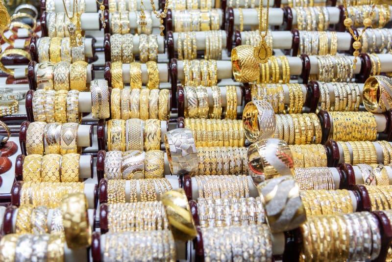 Lojas de joia do bazar de Amir Bazaar ou do ouro em Tabriz Província do leste de Azerbaijão irã fotos de stock