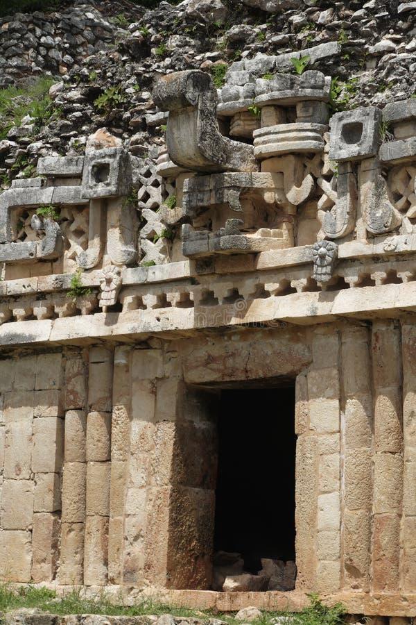 lokal för maya för chaclabnamaskering royaltyfri bild