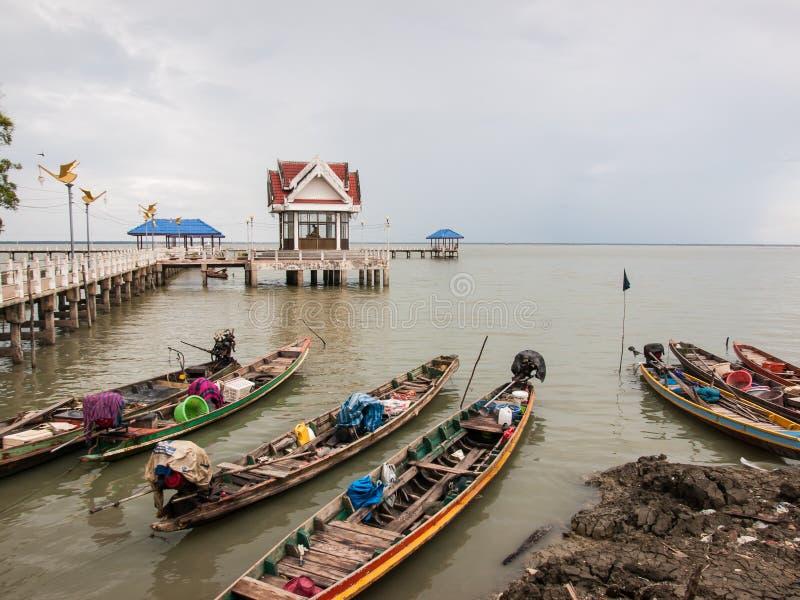 Lokale Fischerboote lizenzfreies stockfoto