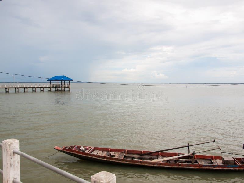 Lokale Fischerboote stockbild