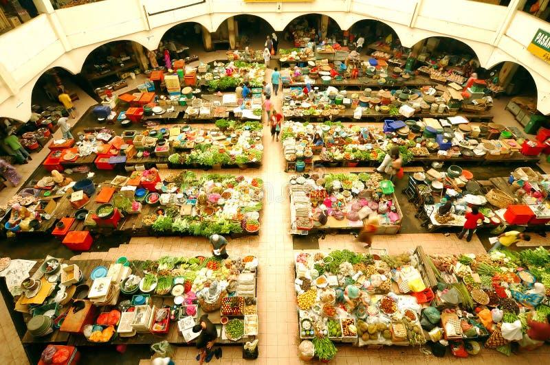 Lokale Markt stock afbeeldingen