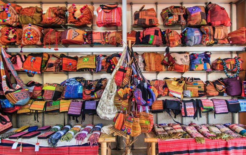 Lokale Taschen lizenzfreies stockbild