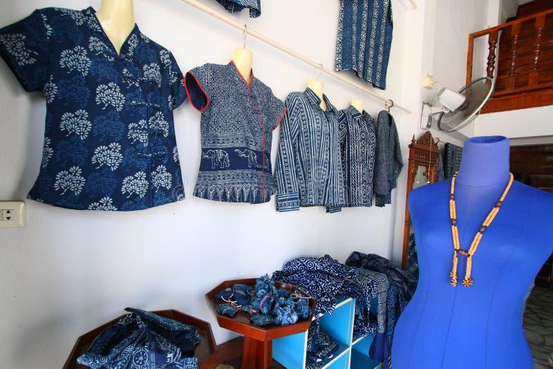 Lokales Kleidsystem lizenzfreies stockbild