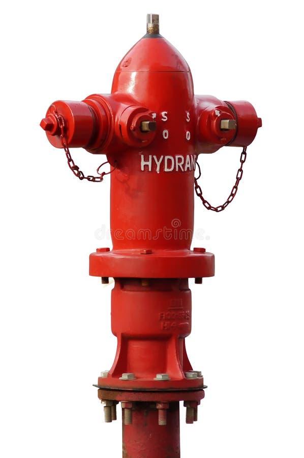 Lokalisierter Hydrant lizenzfreie stockfotografie