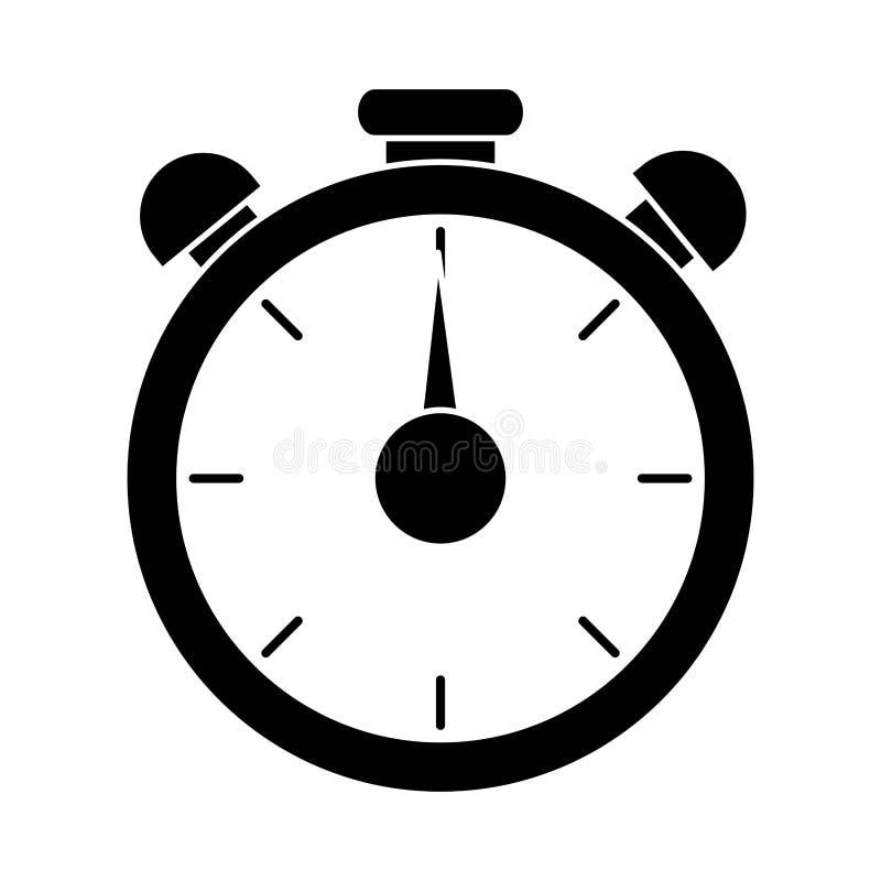 Lokalisiertes Chronometerwerkzeugdesign lizenzfreie abbildung