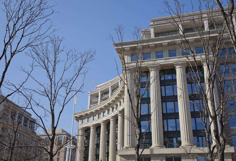 U.S. Morski dziedzictwa centrum w Waszyngton, DC zdjęcia stock