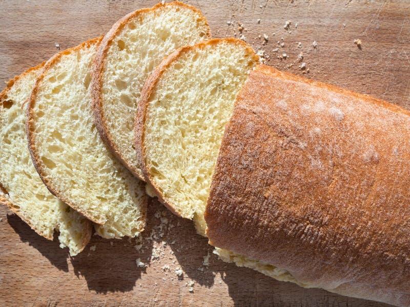 Lokalt sicilian bröd från mannagryn fotografering för bildbyråer