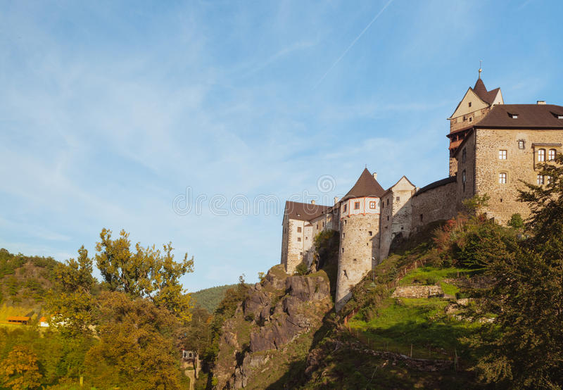 Download Loket czeska republika zdjęcie stock. Obraz złożonej z budynki - 41955048