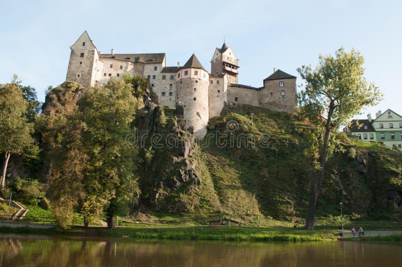 Download Loket czeska republika obraz stock editorial. Obraz złożonej z rzeka - 41955194