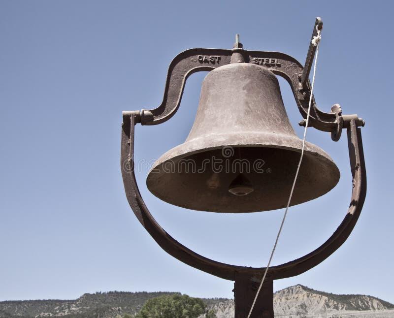 Lokomotoryczny dzwon zdjęcia stock