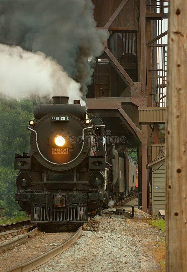 lokomotywy pary zdjęcia royalty free