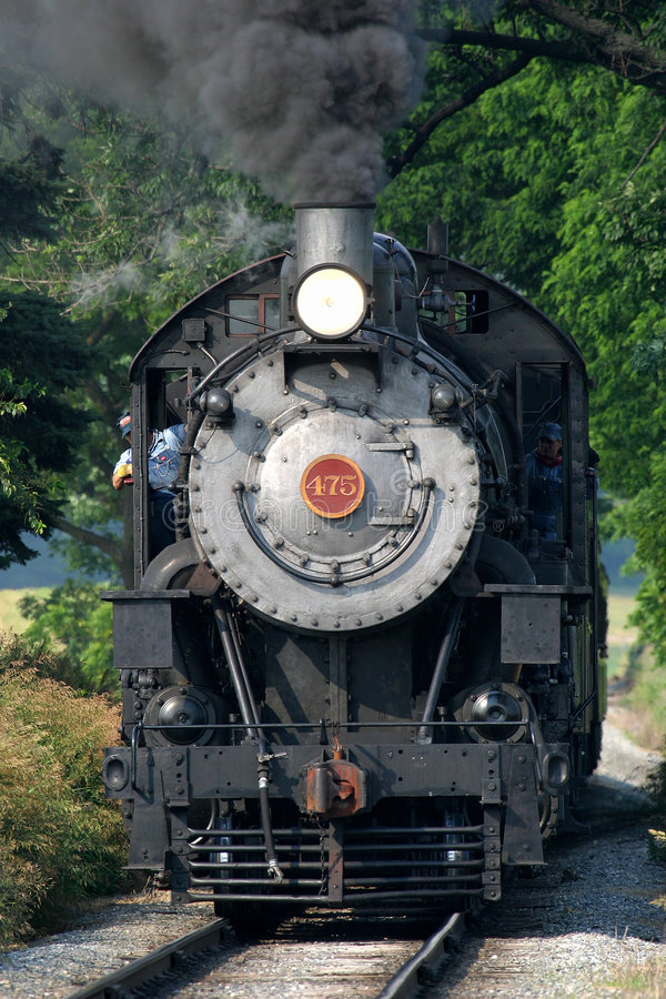 lokomotywy pary obrazy stock