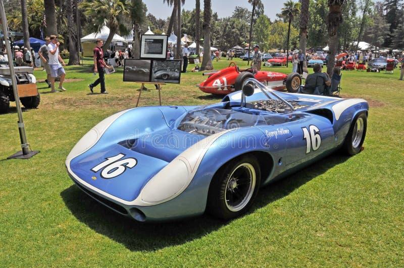 Lola Race Car image stock