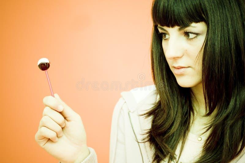 lollipop мой стоковое фото