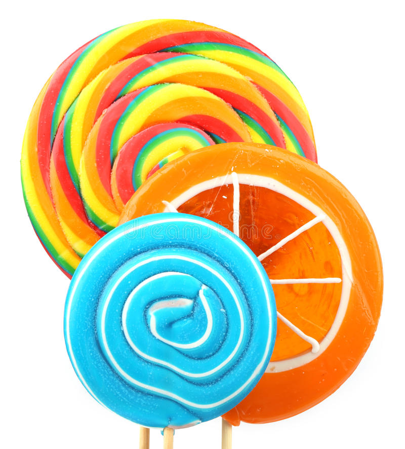 Download Lollipop stock photo. Image of lollipop, food, isolated - 27545346