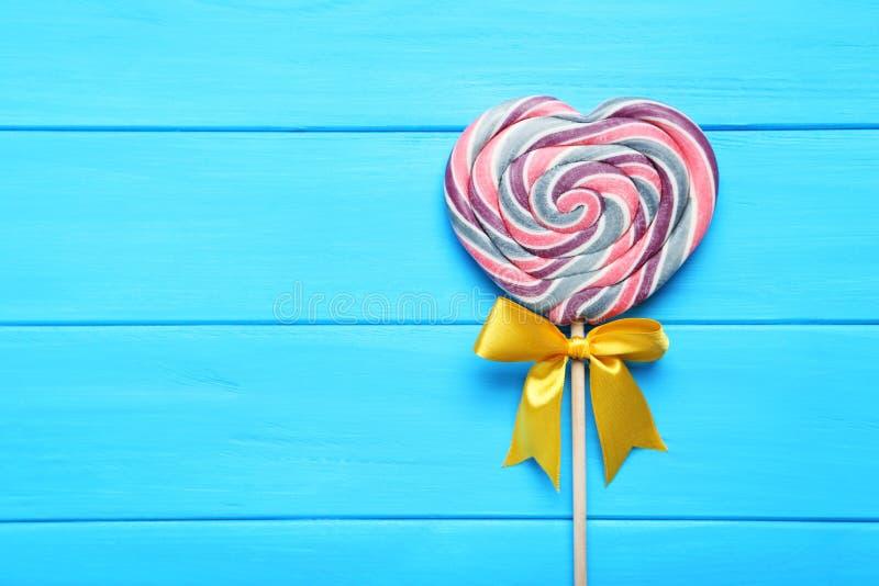Lollipop doce fotografia de stock