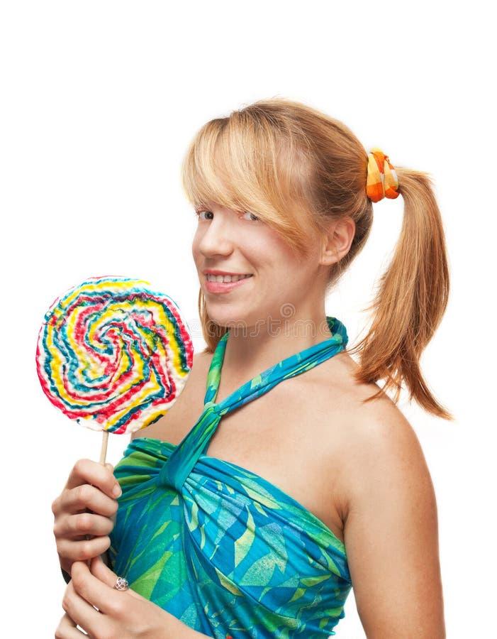 Download Lollipop Girl Stock Images - Image: 15691914