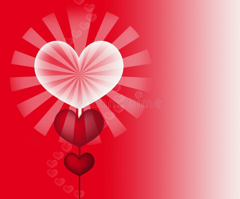 lollipop love 向量例证
