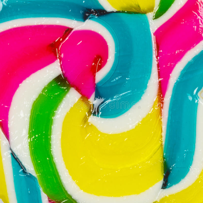 Lollipop texture for background royalty free stock photography