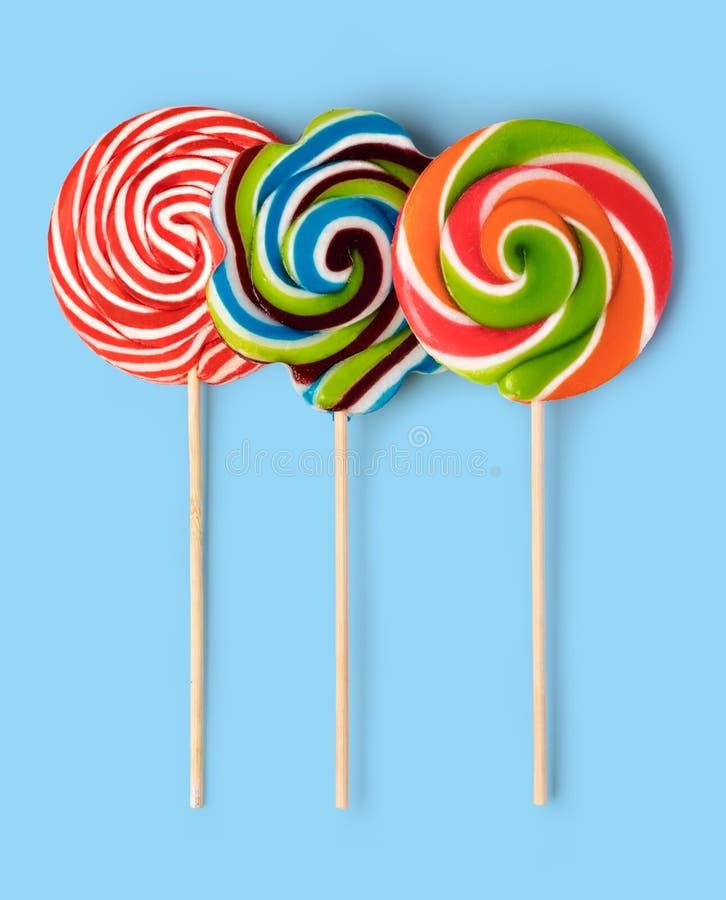 lollipops foto de stock