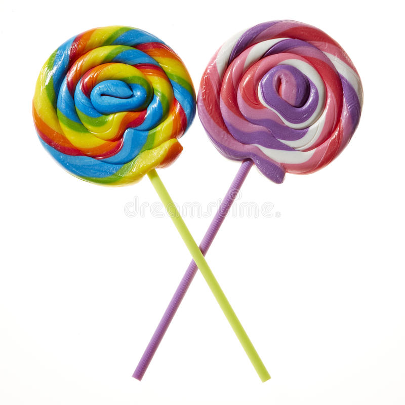 Free Lollipops Royalty Free Stock Images - 53714369