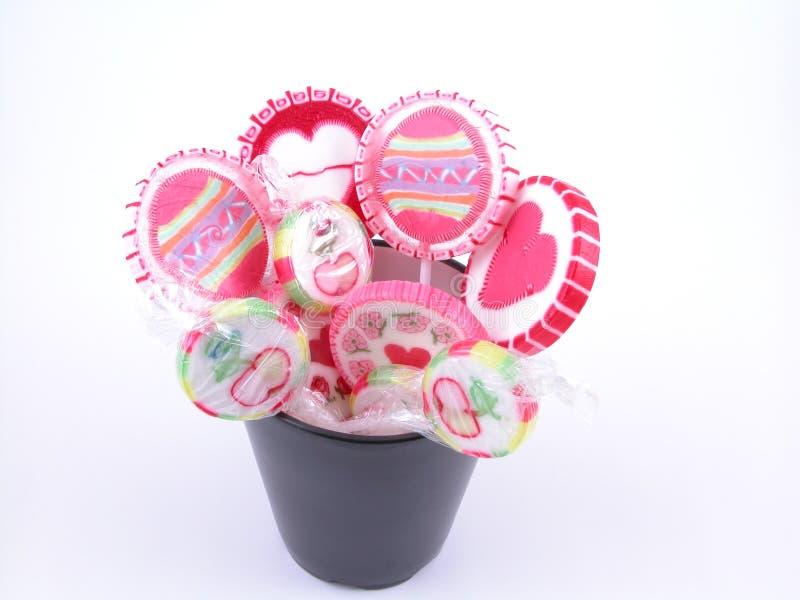 Lollipops royalty free stock image
