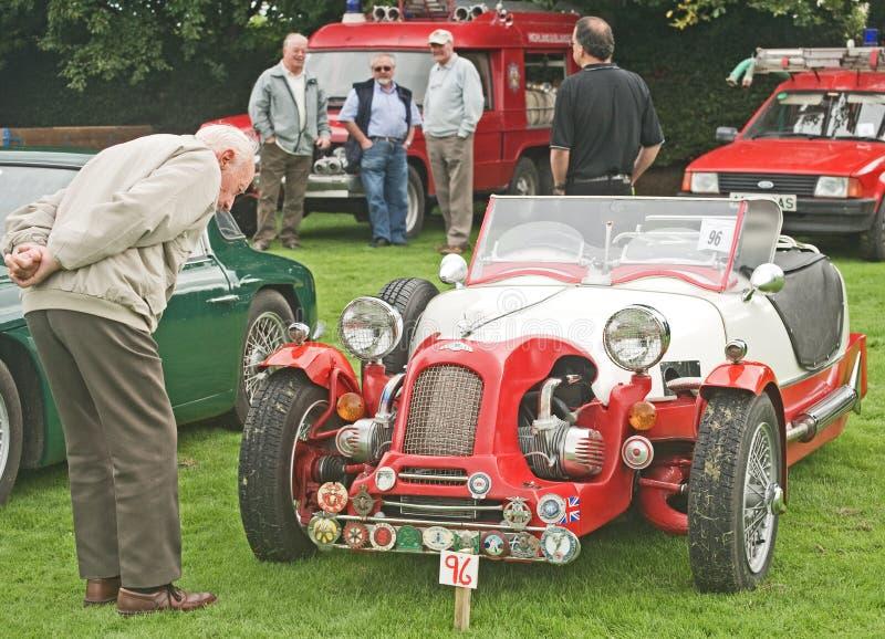 Lomax kit car at Fortrose.