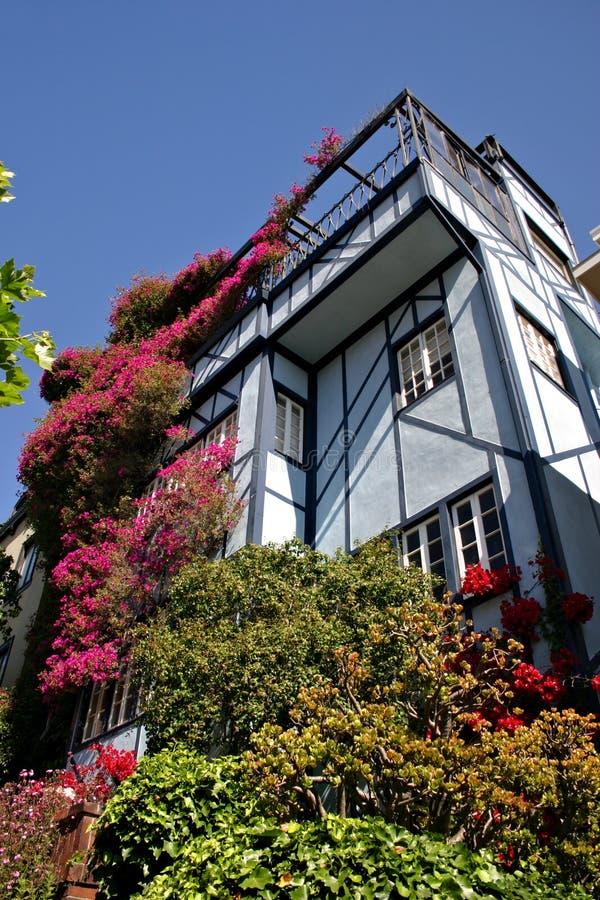Download Lombard SAN οδός Francisco στοκ εικόνα. εικόνα από κατοικία - 1549159