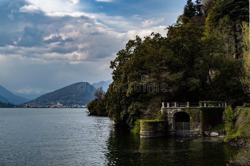 Lombardia - Italien - bild 6 arkivfoto