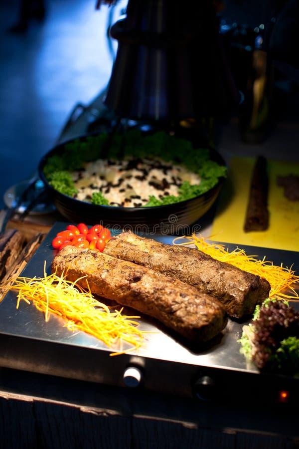 Lombo da carne assada fotografia de stock royalty free