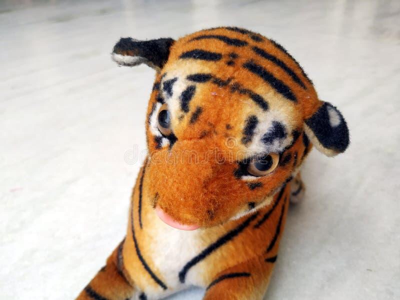 Lombo maschio del giocattolo su un fondo bianco fotografia stock libera da diritti