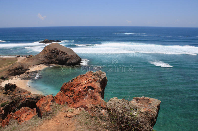 Lombok island (Indonesia) royalty free stock images
