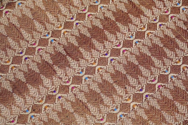 lomboktextil royaltyfria bilder
