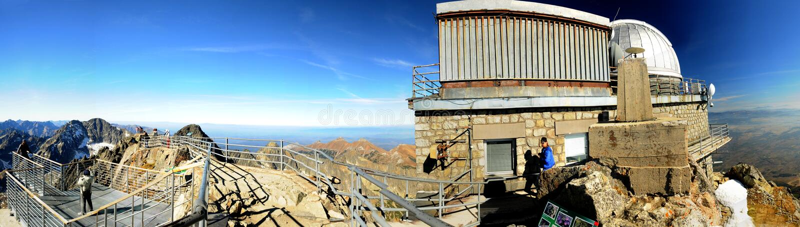 Download Lomnicky Peak Observatory - Slovakia Editorial Stock Photo - Image: 17517323