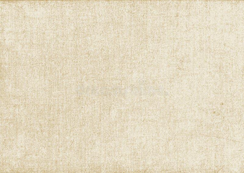 Lona cinzenta velha do fundo Ilustração do vetor ilustração royalty free
