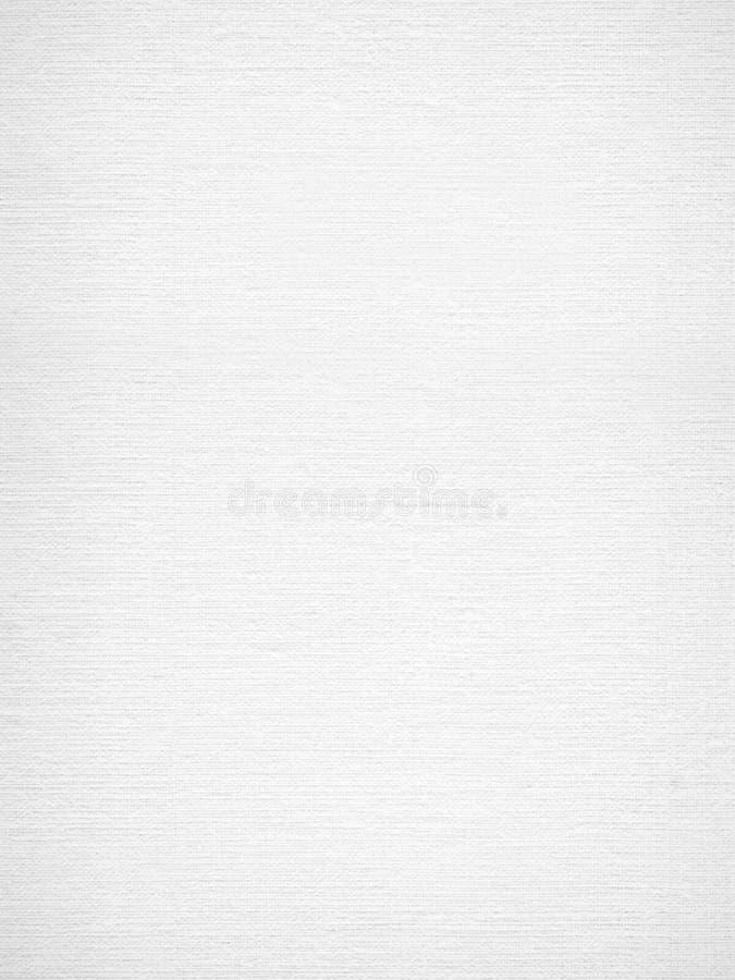 Lona en blanco blanca fotografía de archivo libre de regalías