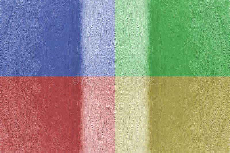 Lona pintada imagen de archivo