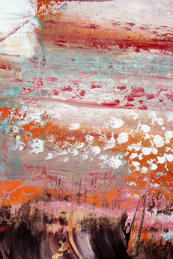 Lona pintada como fondo. foto de archivo