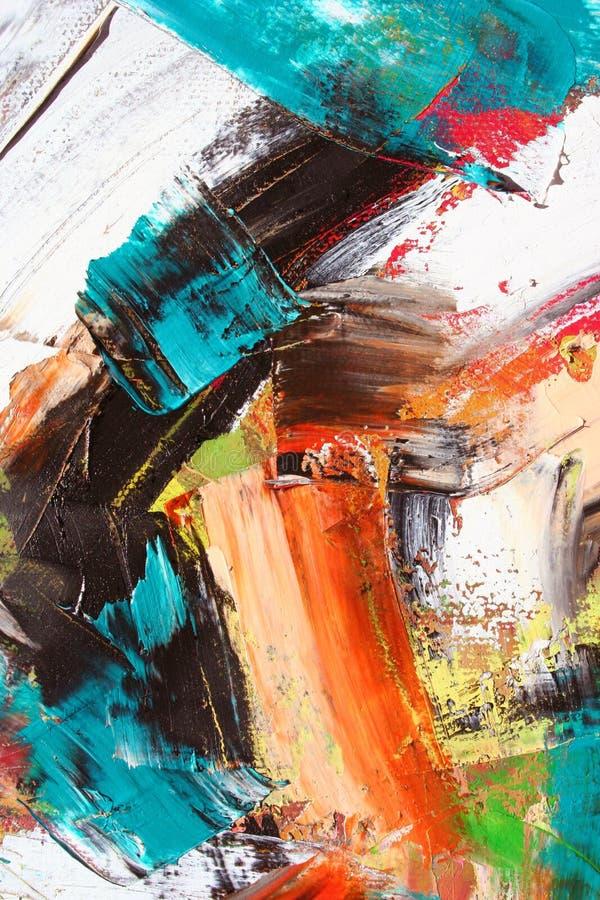 Lona pintada como o fundo. foto de stock royalty free